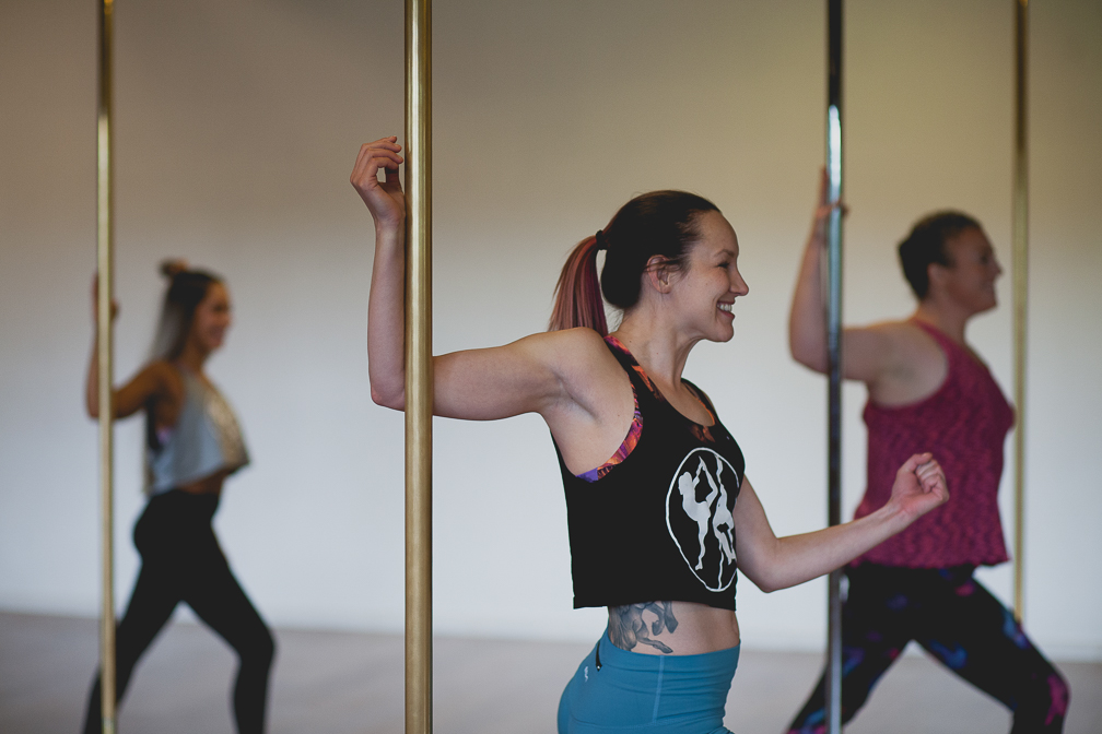 Symmetry Dance and Fitness